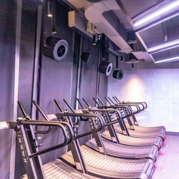 Destratification Retail Series Fan Installation 4