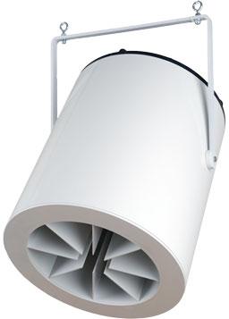 Destratification Fan System Q Series