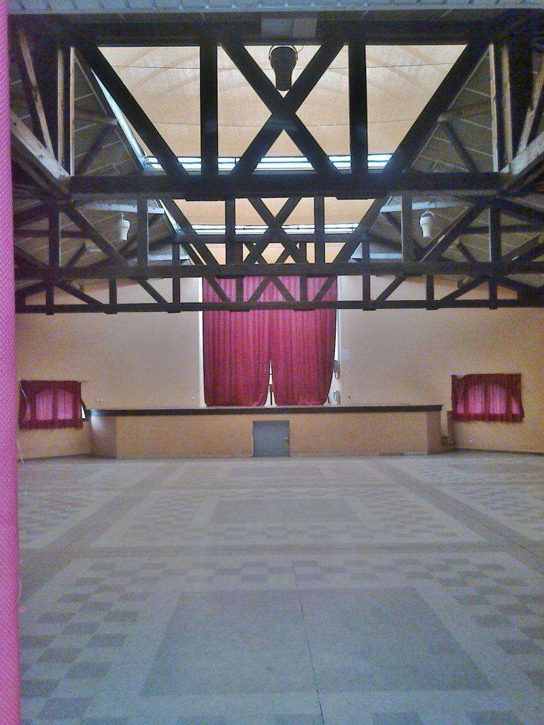Destratification Fan System Church Gallery 2