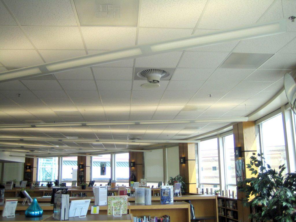 Destratification Fan System Educational Gallery 1