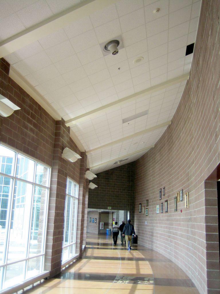 Destratification Fan System Educational Gallery 2