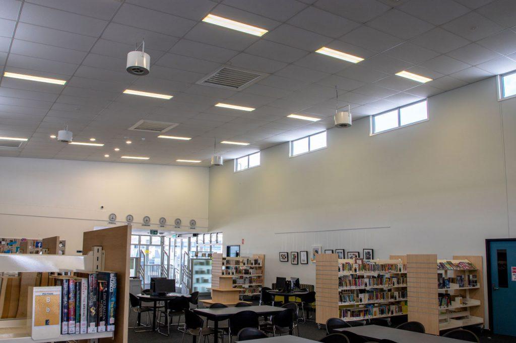 Destratification Fan System Educational Gallery 8