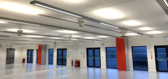Led Lighting Airius - Local Authority Featured