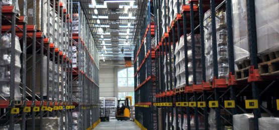 Destratification Fan System Warehouses Featured