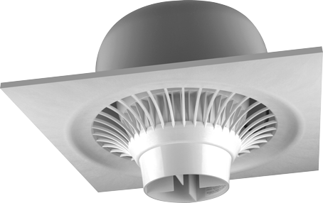 Destratification Fan System Suspended Series