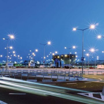 Airius LED Lighting Car Park Lights 9