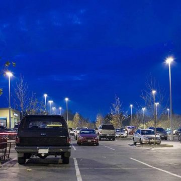 Airius LED Lighting Car Park Lights 3