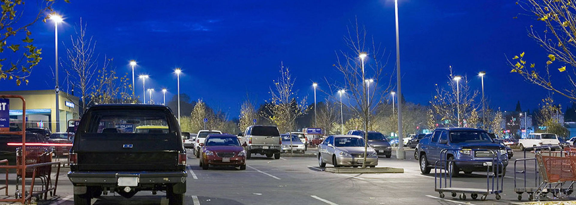 Airius LED Lighting Car Park Lights 7