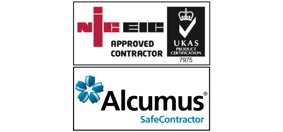 Airius-Electrical-Contracted-NICEIC-And-Safe-Contractor-Approved