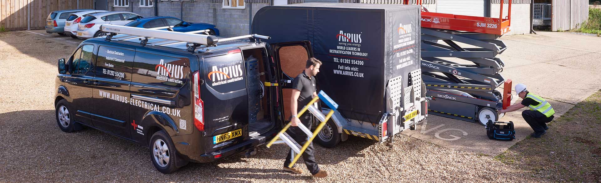 Range-Of-Airius-Electrical-Contractor-Services