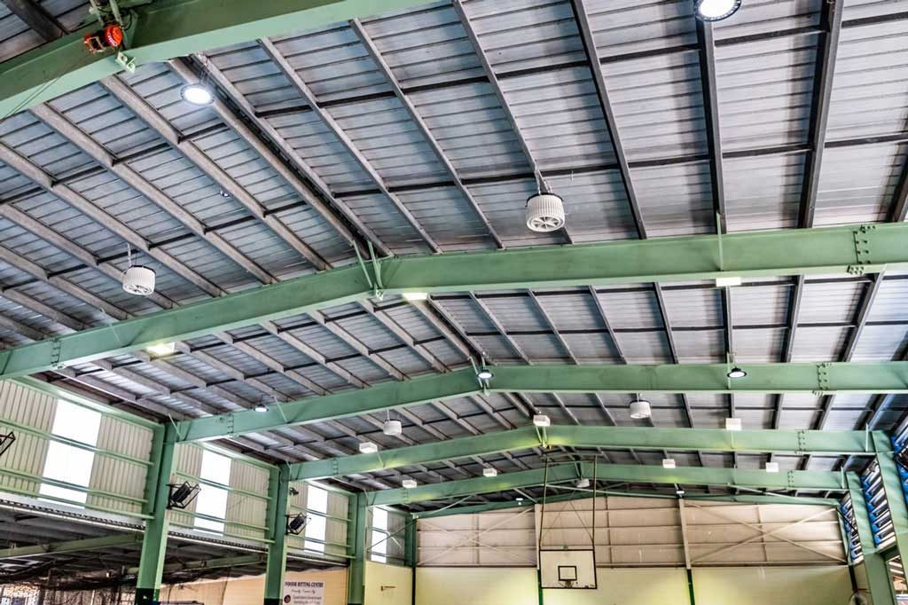 Smithfield School Benefit From Airius Cooling Fans 2
