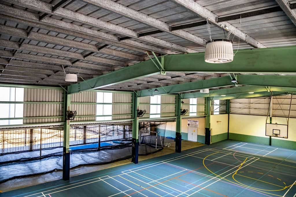 Smithfield School Benefit From Airius Cooling Fans 4