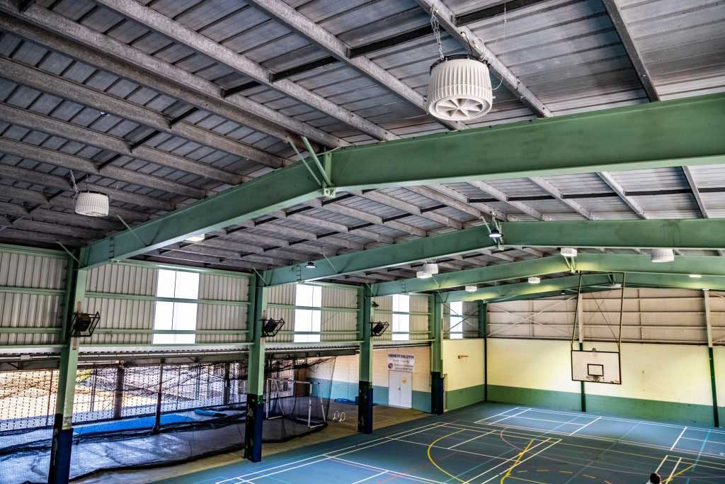 Smithfield School Benefit From Airius Cooling Fans 5