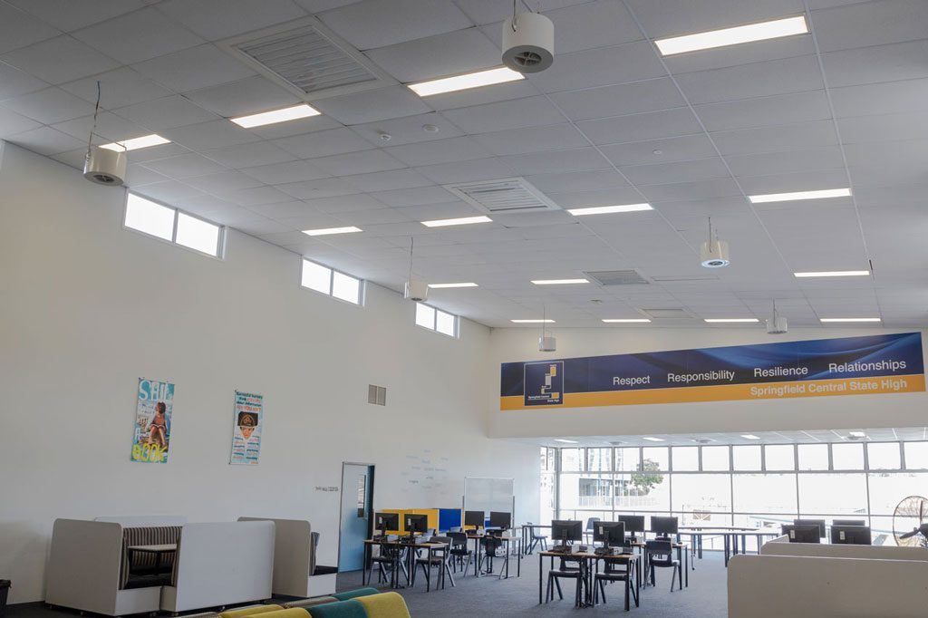 Springfield School Benefits From Airius Cooling 4