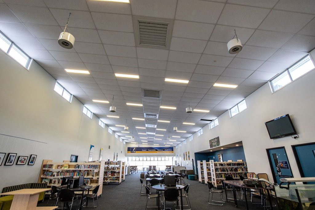 Springfield School Benefits From Airius Cooling 5