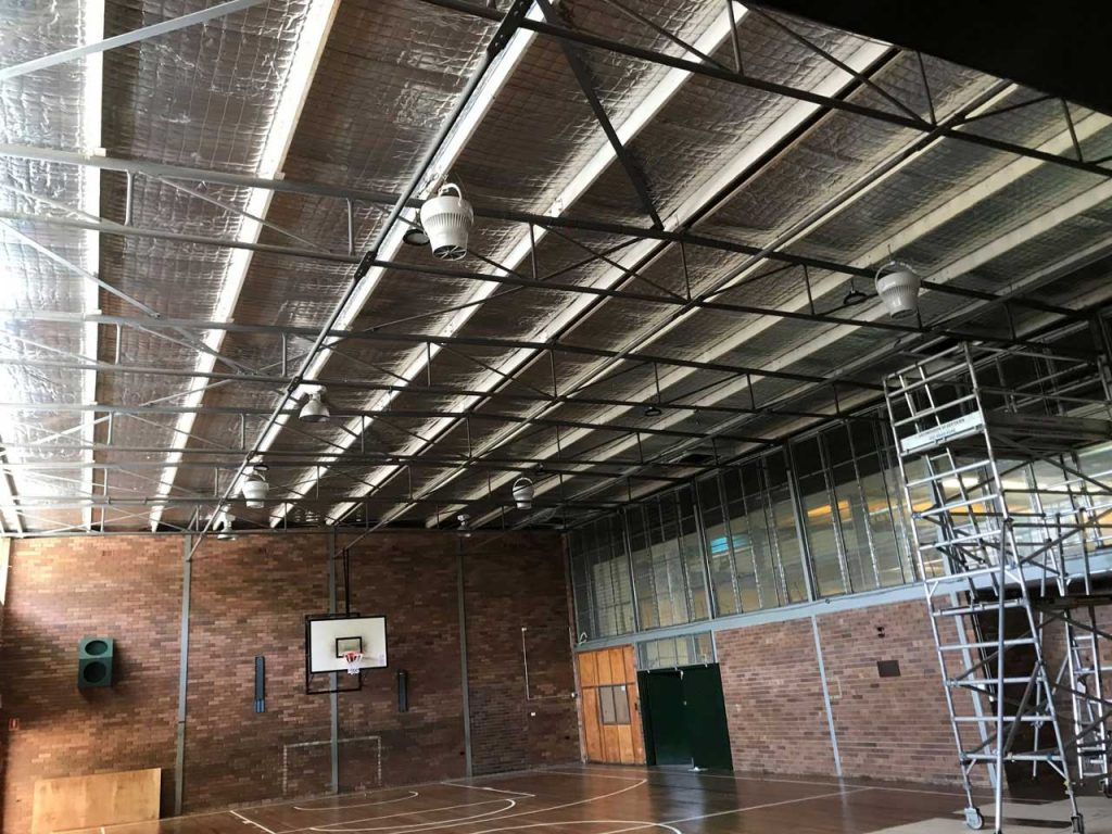 Trinity Grammar School Benefits With Airius Cooling Fans 1