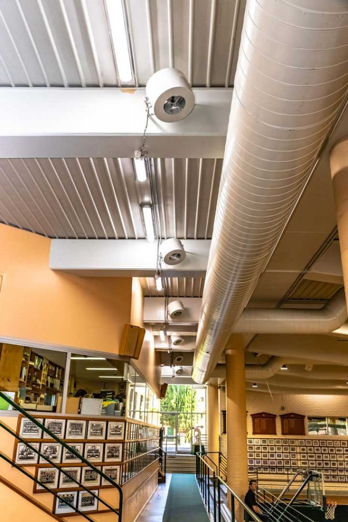 Trinity Grammar School Benefits With Airius Cooling Fans 2