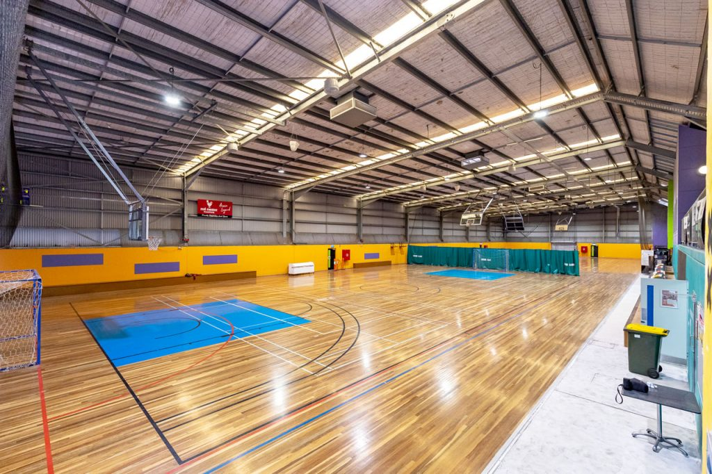 YMCA Fitness Install Airius Cooling Fans Into Their Sports Hall 1