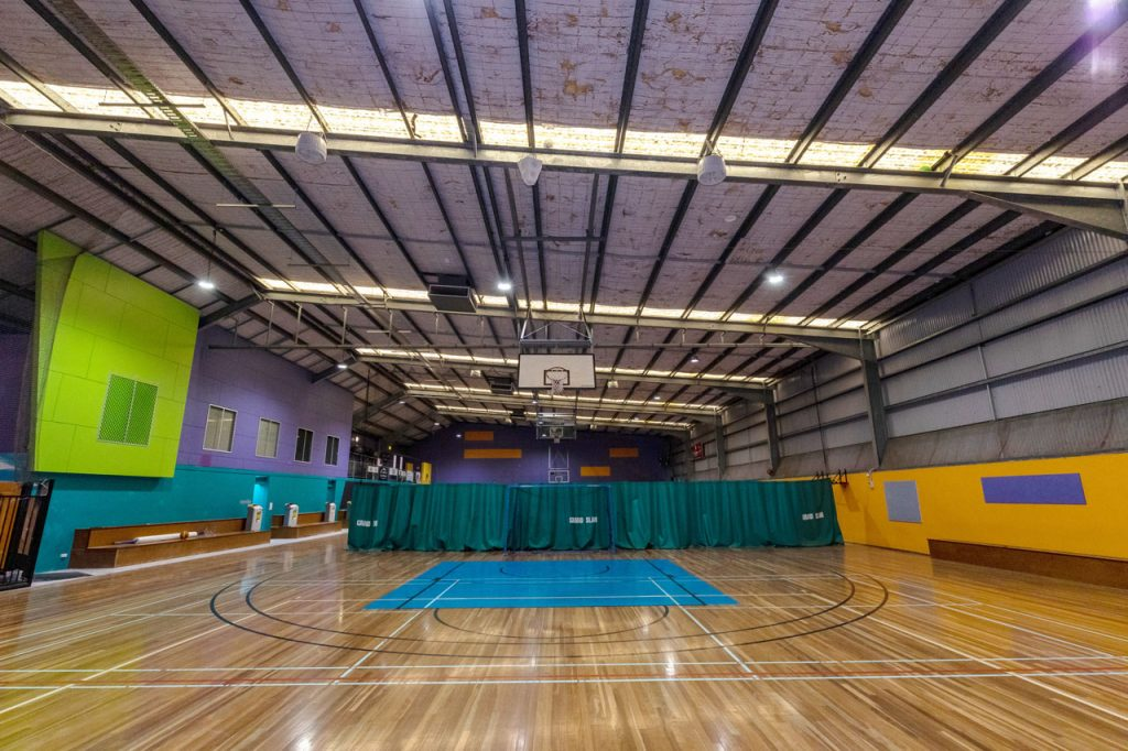 YMCA Fitness Install Airius Cooling Fans Into Their Sports Hall 2