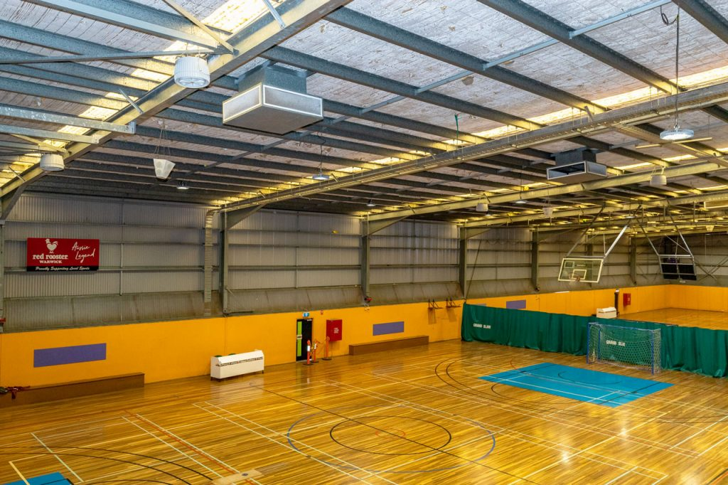 YMCA Fitness Install Airius Cooling Fans Into Their Sports Hall 4