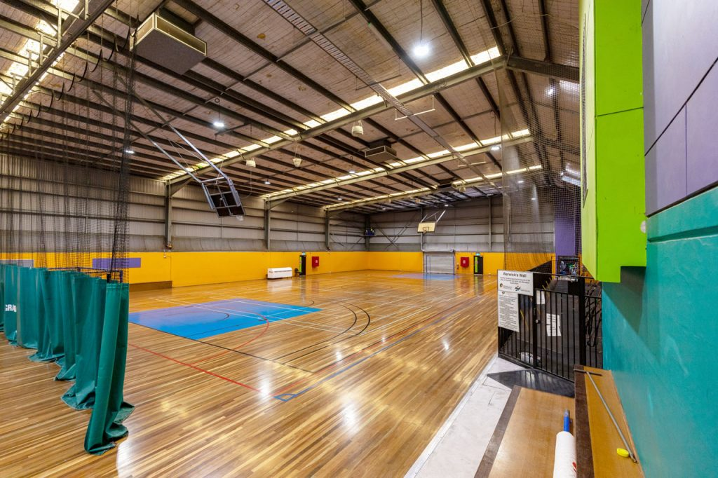 YMCA Fitness Install Airius Cooling Fans Into Their Sports Hall 5