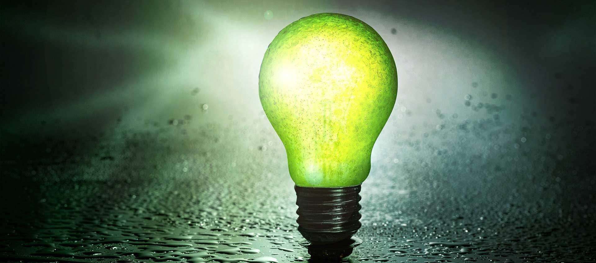 The Environment, Energy Reduction & LED Lighting