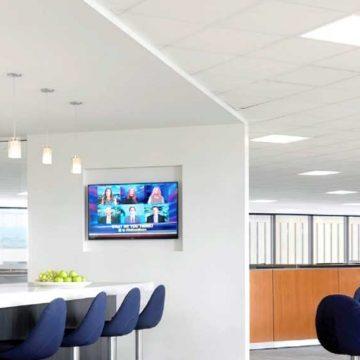 Airius-Aristotle-LED-Office-Light-Install-4
