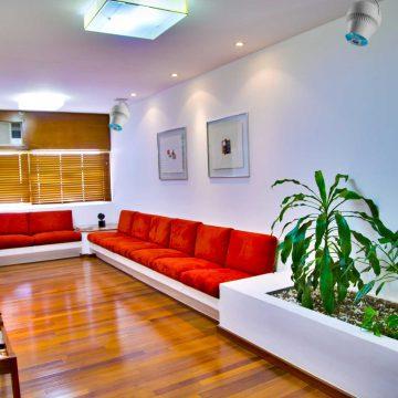 The Airius PureAir PHI Series Purifying Air in Waiting Room