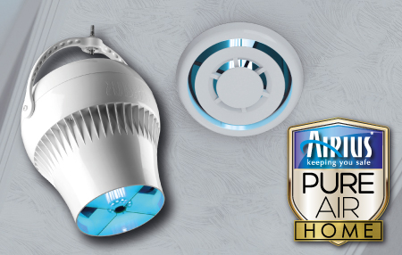 PureAir Home Series Air Purification Fans