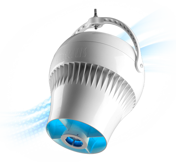 Airius PureAir Photohydroionisation Air Purification