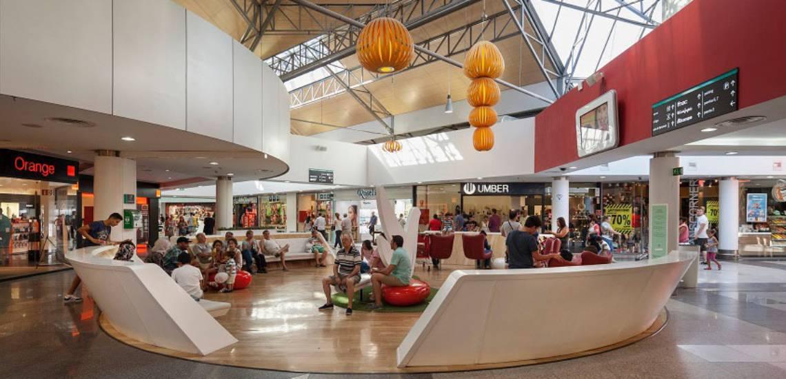 parqueser shopping center