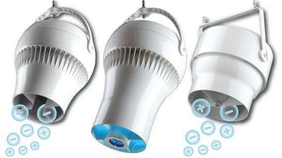 Airius PureAir Range of Air and Surface Purification Systems