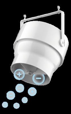 PureAir Pearl Air Purification Fan