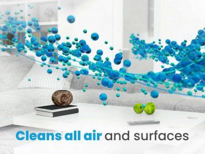 Airius PureAir Home Air Purification Fan Installation Gallery 12